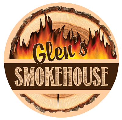 glen's smokehouse logo