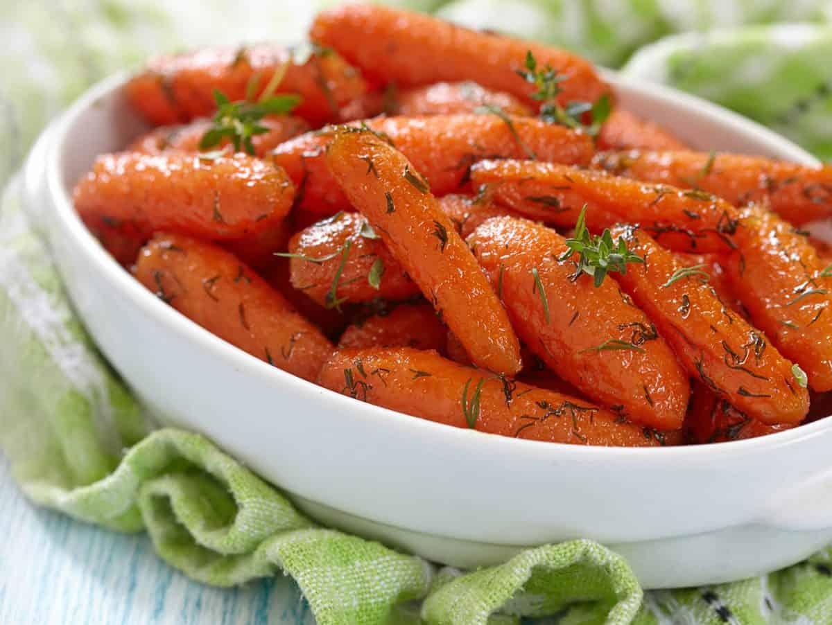 Sugar Baby Carrots