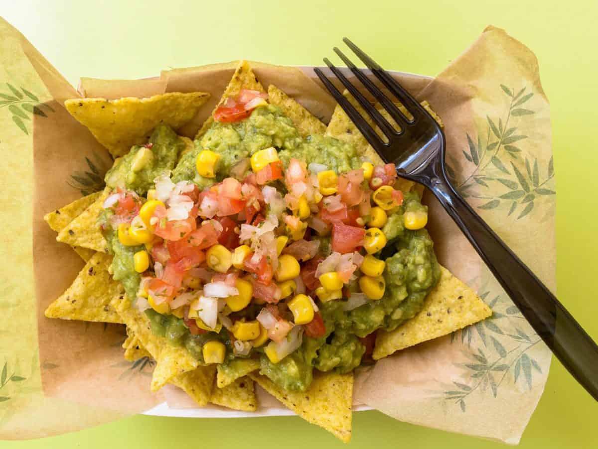 Corn Guacamole