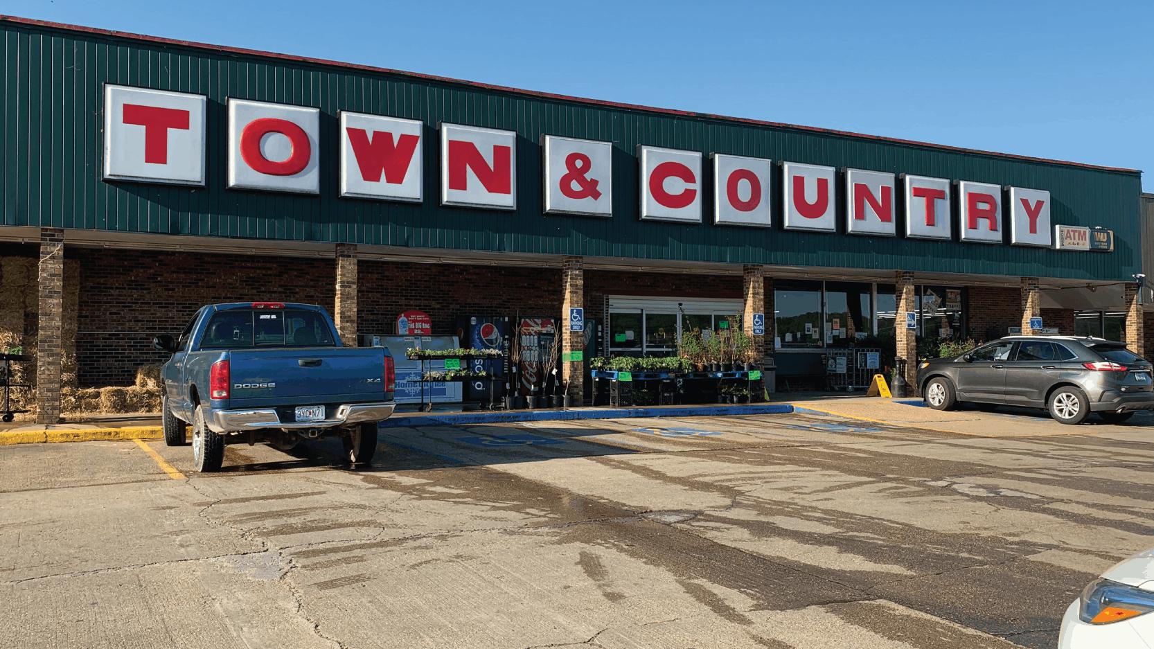 Piedmont Storefront