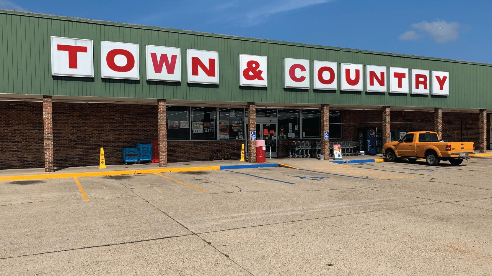 Ellington Storefront